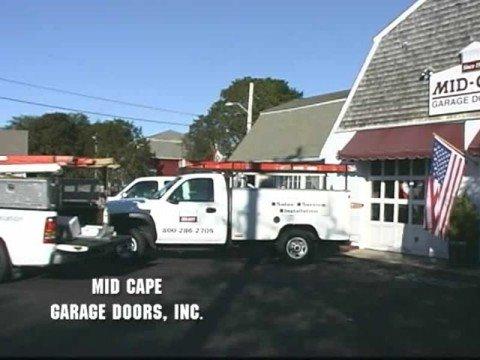 Mid Cape Garage Doors Dennisport Ma Youtube