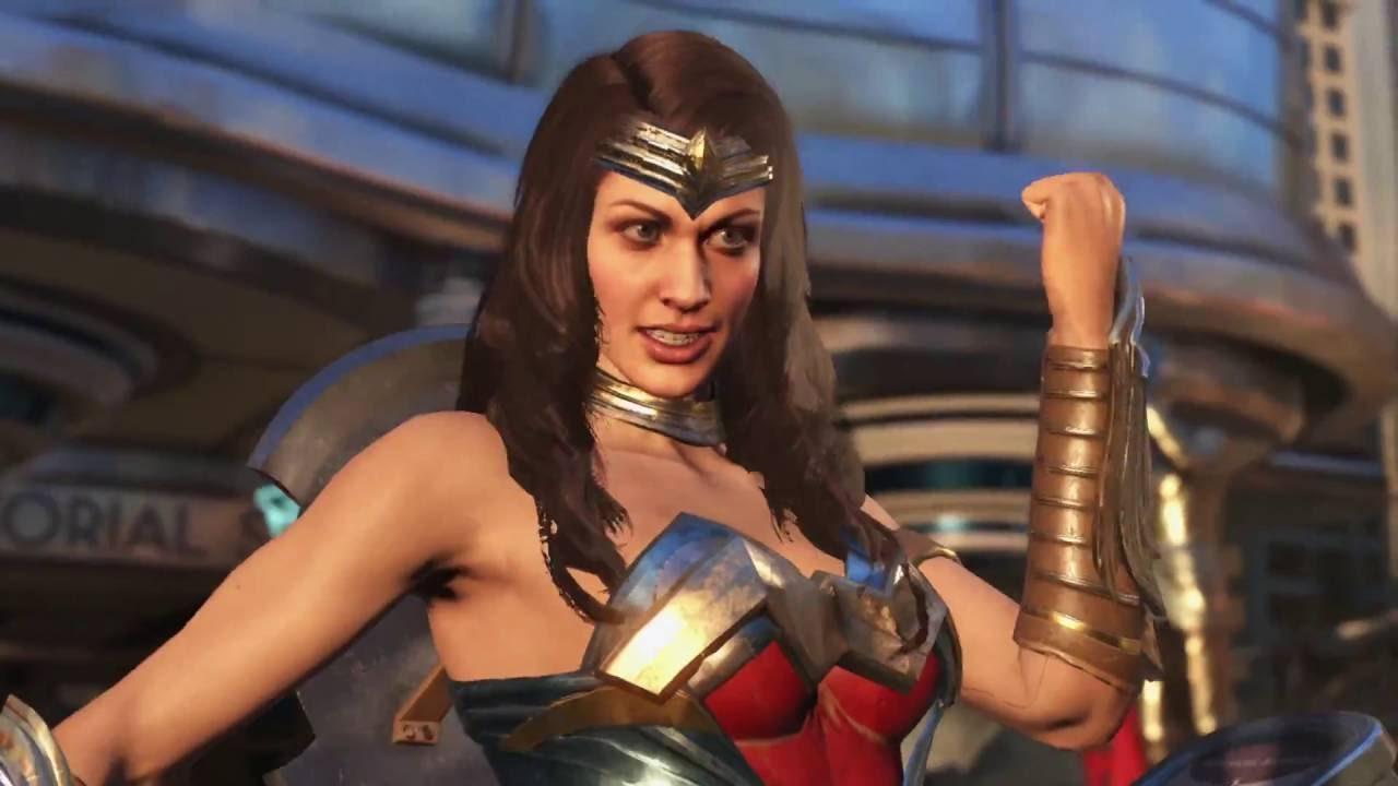 Image result for wonder woman injustice 2