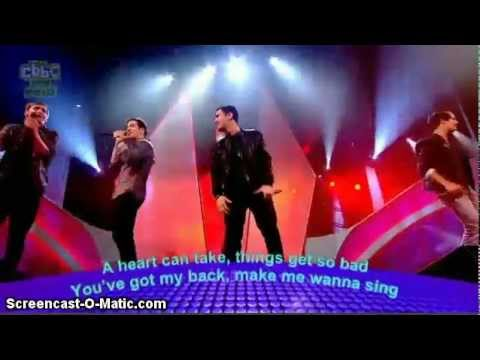 Big Time Rush - Music Sounds Better With U