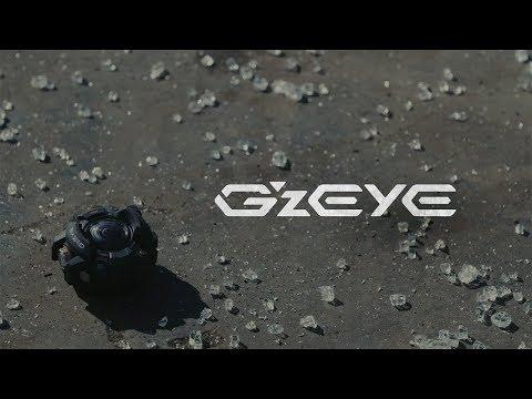 "CASIO G'z EYE Rec the Shock ""BOX"""