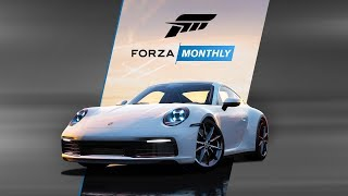 Forza Monthly | January