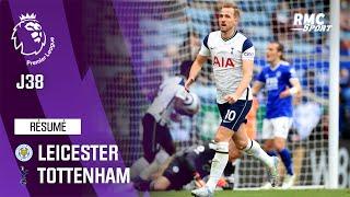 Résumé : Leicester 2-4 Tottenham - Premier League (J38)