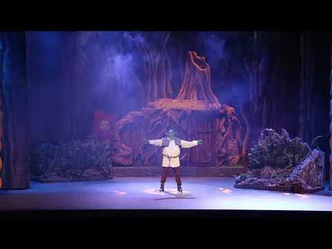 Shrek el Musical (1er acto) ITESM Campus Toluca