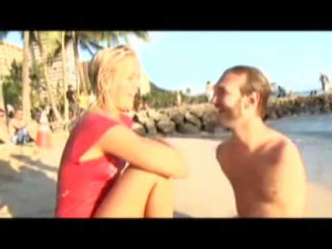 Nick Vujicic and Bethany Hamilton