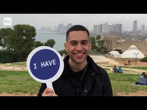 """Never have I ever"" con Mahmood"