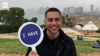 """Never have I ever"" con Mahmood"