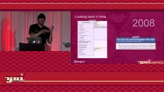 Dav Glass:  YUI and The History of OSS at Yahoo