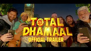 Total Dhamaal Official Trailer Reaction | Ajay Devgan, Anil Kapoor, Madhuri Dixit & Others