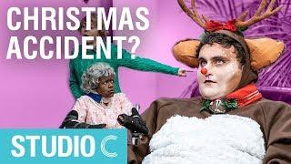 Rudolph Goes to Court - Studio C