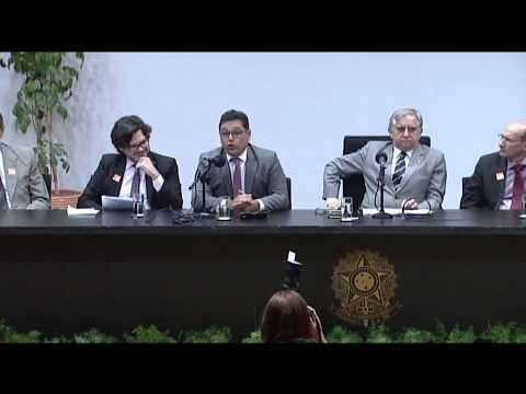 Seminário debate reforma do Poder Judiciário e do sistema de segurança pública - 21/06/2018