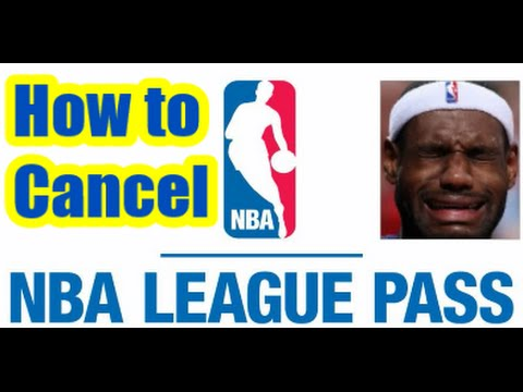 Cancel Nba League Pass 2017