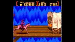 Mega Drive Longplay [310] Sunset Riders (a)