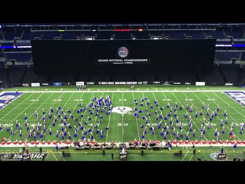 Broken Arrow Marching Band 2018 Grand Nationals Semi Finals Performance