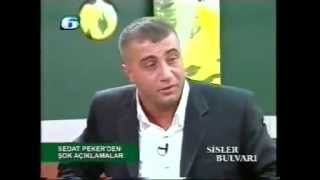 © Sedat Peker Fenerbahçe için Şike Yaptırdı mı?  ©