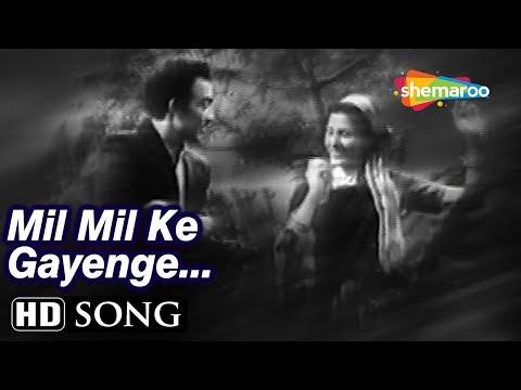 Mil Mil Ke Gayenge   Dulari (1949) Madhubala   Suresh   Lata Mangeshkar   Bollywood Classic Songs