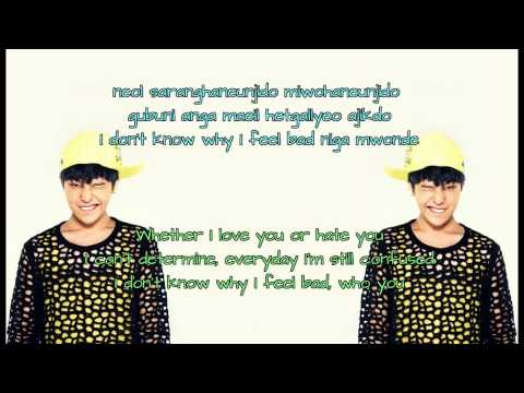 G-Dragon - Who You? (Lyrics Rom+Eng)
