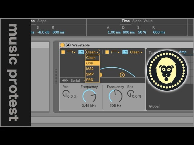 Ableton Wavetable: Dual Filters Explained