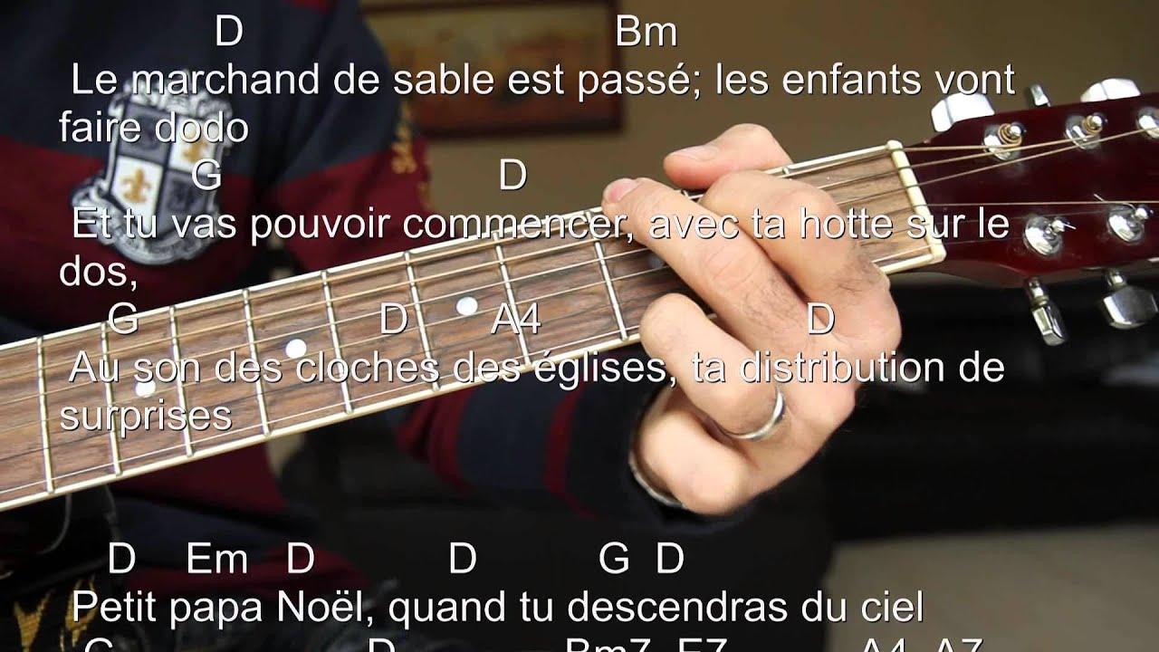 partition guitare 3 accords