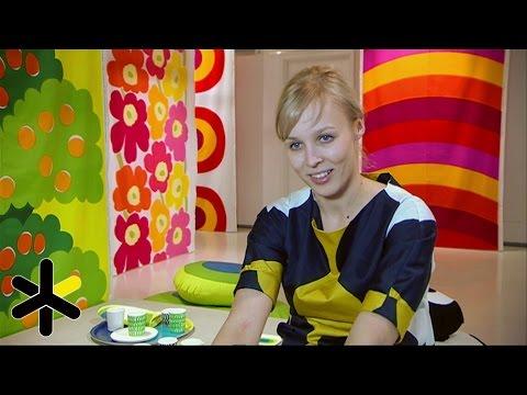 Marimekko - A finnish printed fabric and fashion brand