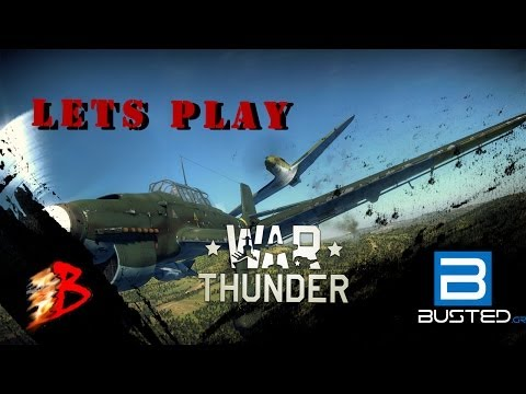 Παίζουμε WarThunder-Fly low Angels!Squad Up