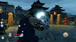Mini Ninjas video game Xbox, PS3, Nintendo Wii and DS launch trailer