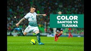 embeded bvideo Color Santos vs Xolos - Jornada 5 Clausura 2018