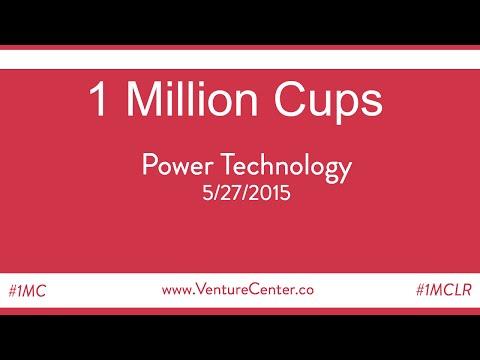 5/27/2015 1 Million Cups Little Rock (#1MCLR) - Power Technology
