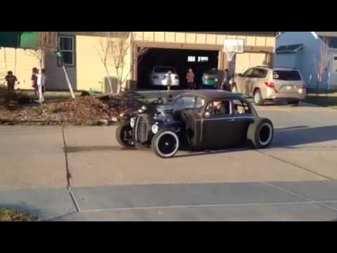 Badazz V8 Volksrod Youtube