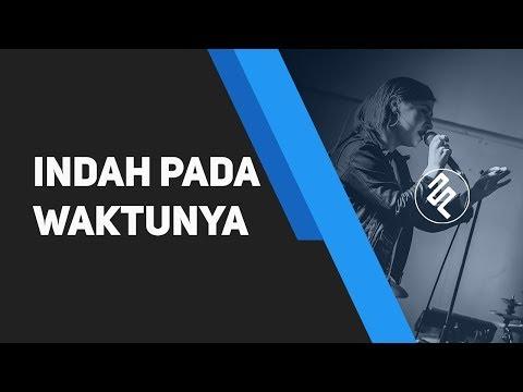 Rizky Febian ft Aisyah Aziz - Indah Pada Waktunya Karaoke / Chord Kunci Lagu / Lirik / Tutorial