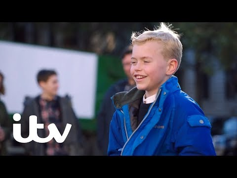 Pride of Britain 2018 | 9 Year Old Max Changed the Law on Organ Donation | ITV