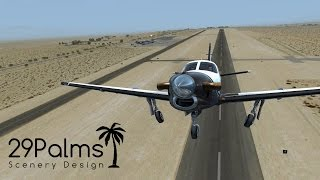 FSX | 29Palms - Twentynine Palms Airport