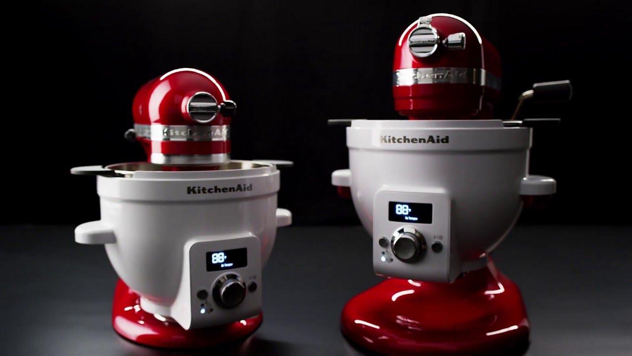 Kitchenaid Precise Heat Mixing Bowl For Tilt Mixers Youtube
