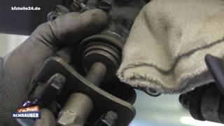Selber Lichtmaschine Wechseln Beim Audi A8