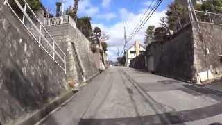 【自転車車載動画】仁川 - 甲山 - 甲寿橋 - 逆瀬川コース