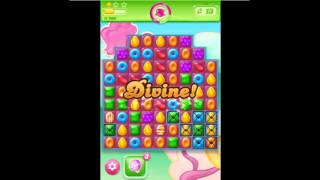 Candy Crush Jelly Saga Level 16 No Boosters 2 Stars