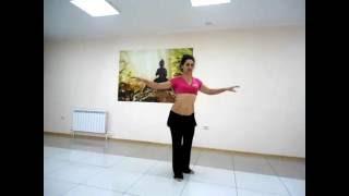 Я   Танец Творца урок 5 танец грудью