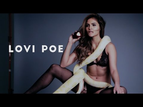 Lovi Poe Is FHM's October Cover Girl