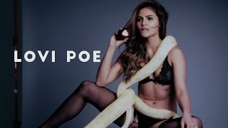 Repeat youtube video Lovi Poe Is FHM's October Cover Girl