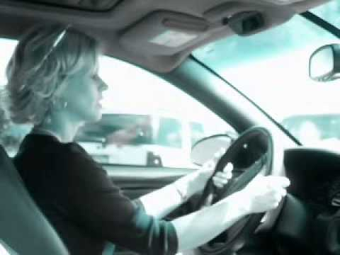 Blondestar - Blonde Woman Locks Her Keys outside of the Car OnStar Call