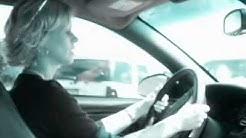 Blondestar - Blonde Woman Locks Her Keys outside of the Car OnStar Call