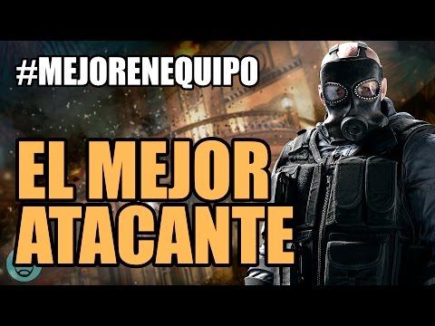 Be a Pro | MEJOR ATACANTE | Rainbow Six Siege - Guia Tutorial