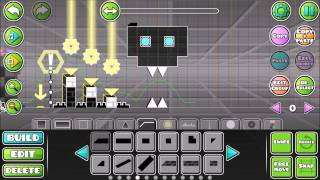 Geometry Dash Building Tips - Ep. 1 - {1.9}(I'm starting a new series in which I give MANY tips to future level creators. I give info on how to give your level a good look and make the jumps go to the music ..., 2015-03-15T18:21:41.000Z)
