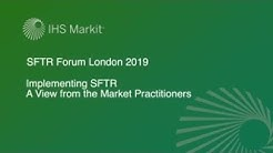 Securities Finance: SFTR Forum 2019 – A View from the Market Practitioners