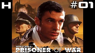 Prisoner of War Walkthrough Part 01 [PC]