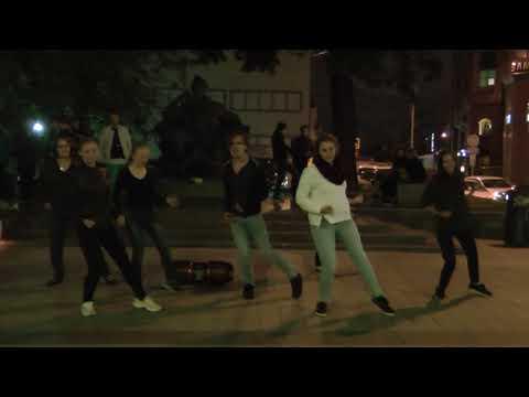 Honoring Michael Jackson - 29.08.2017 - Moscow, Russia, Novinsky blvd - Thriller.