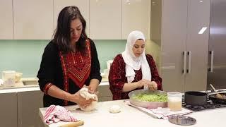 كيفية جعل فلافل Mahshi و كا شراء الكعك القدس مع Joudie كالا