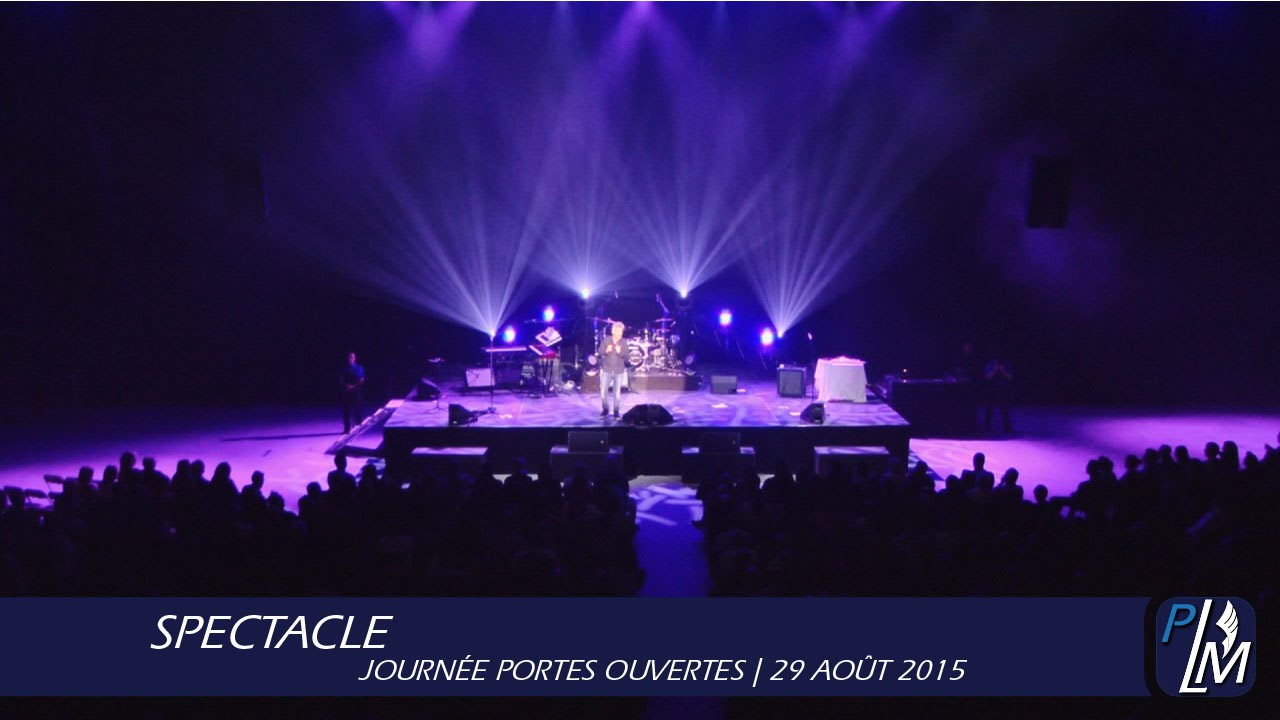 salle spectacle jc perreault