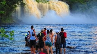 (HD) Canaima, Venezuela (1era parte). Canaima National Park / Sport World Travel