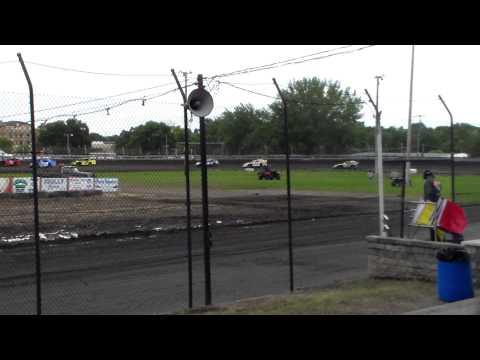 Carter Vandenberg Heat @ Algona Raceway 09/14/14