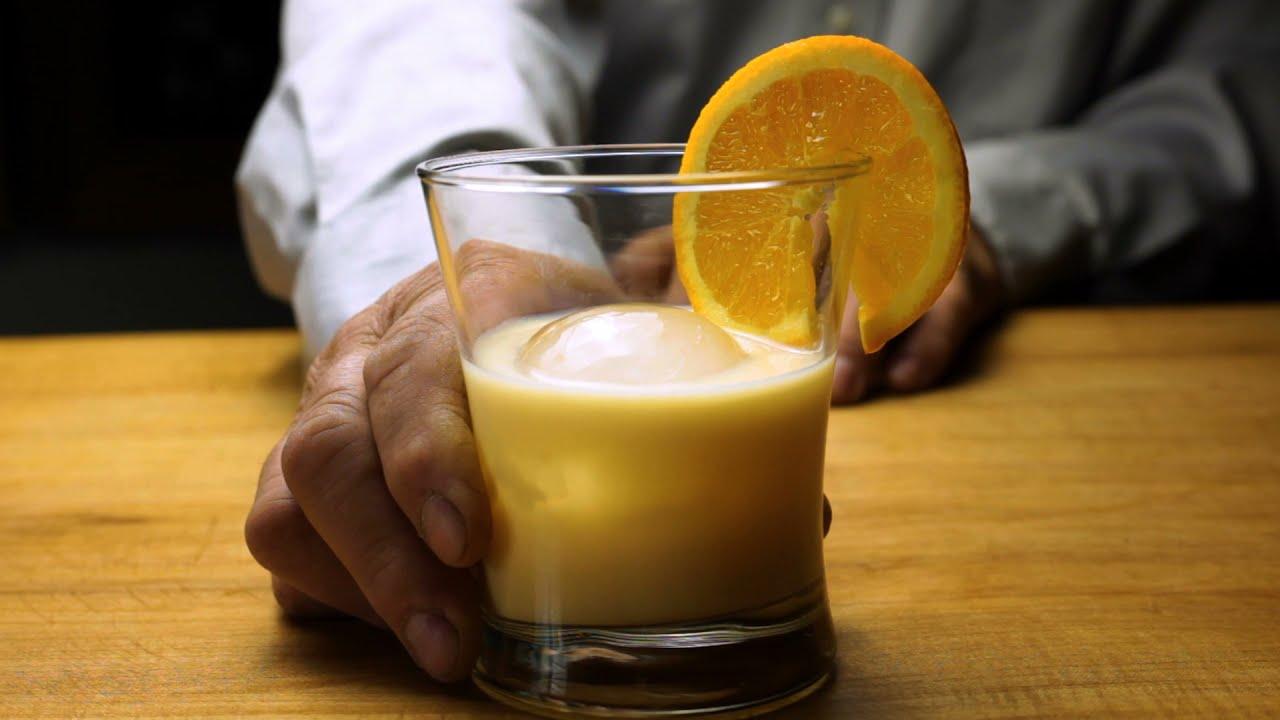 Last Shot Distillery | Quick N Easy Cocktails - Orange Cream Lightning on the Rock